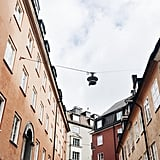"""""""Spent our last day in Sweden exploring Stockholm, drinking coffee, eating cardamom buns, and taking photos. Sad to leave this country, but know [I'll] be back. Until then Sweden!"""""""
