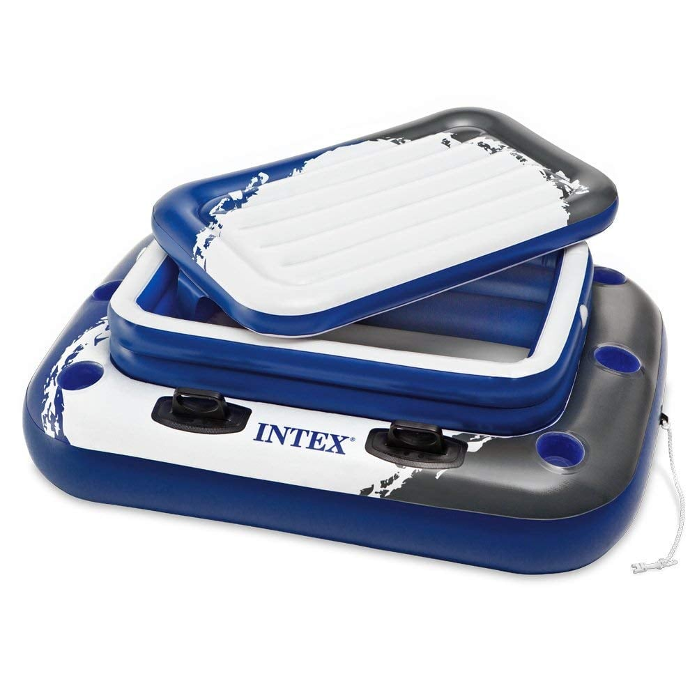 An Inflatable Cooler