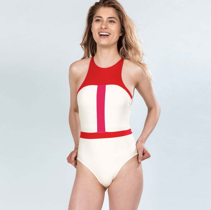 1414601a3edab Summersalt The Freestyle Swimsuit   Best Colorblock Swimsuits ...