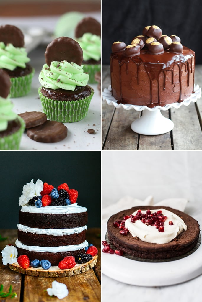 50 Dark, Rich, and Totally Indulgent Chocolate Cake Recipes