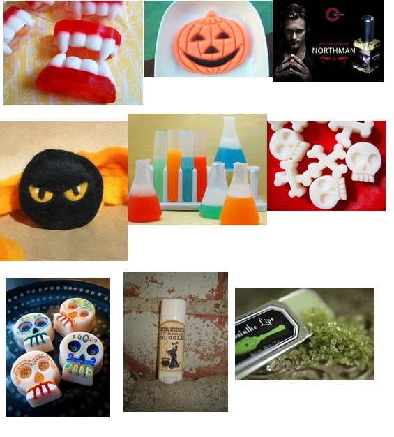 A Very Spooky Etsy'Ween