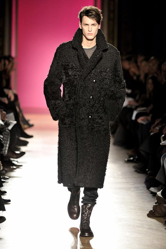 Paris: Emanuel Ungaro Men's Fall 2009