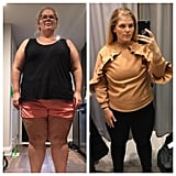 Taylor's Weight-Loss Journey Begins