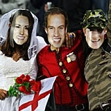 Have a Royal Halloween as Will and Kate