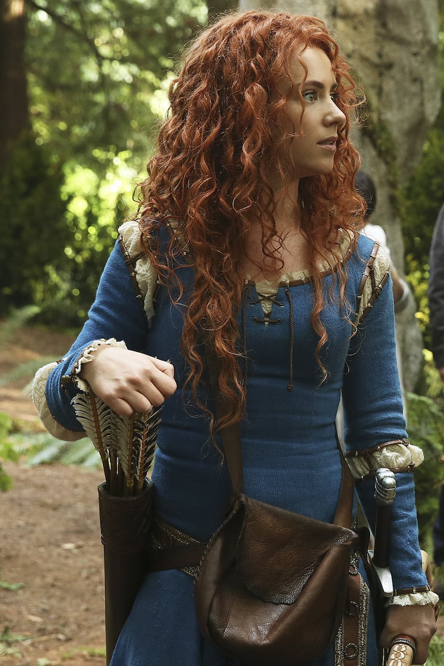Amy Manson Once Upon A Time amy manson as merida | meet the 6 new characters coming to