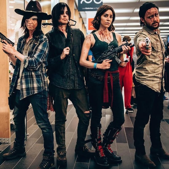 DIY Walking Dead Costumes