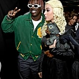 Lil Yachty and Katy Perry