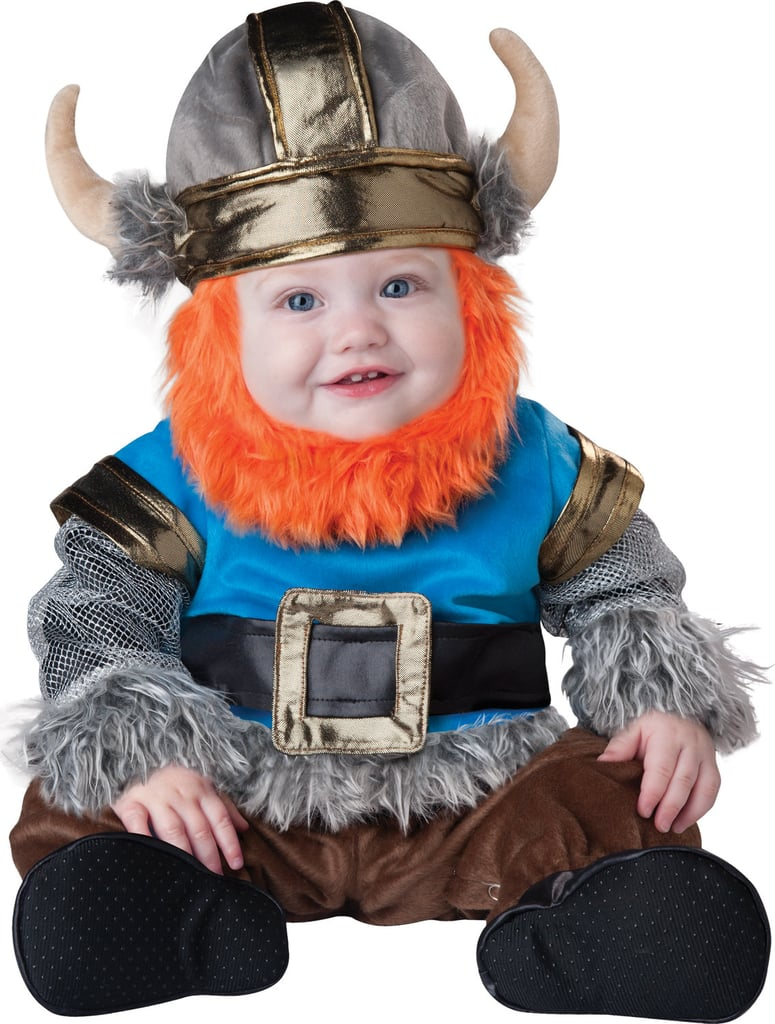 Baby Parrot Costume Little Viking ...  sc 1 st  Popsugar & Best Costumes For Babyu0027s First Halloween | POPSUGAR Moms
