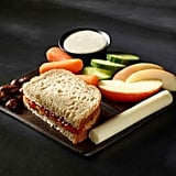The PB&J With Fruits and Veggies Protein Box