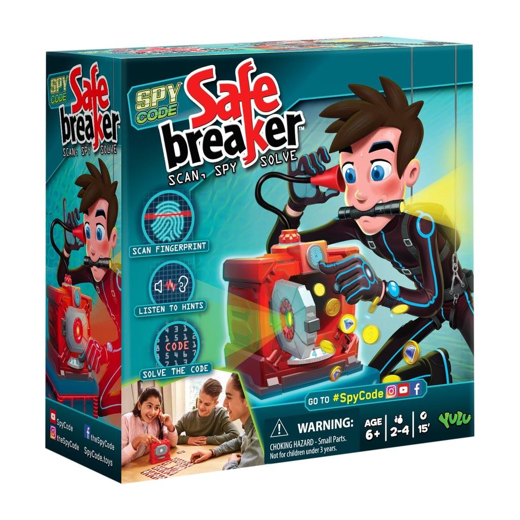Safe Breaker Board Game