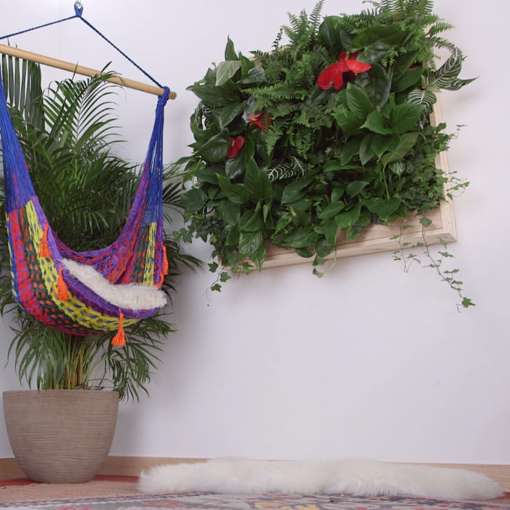 DIY Indoor Plant Wall | POPSUGAR Home