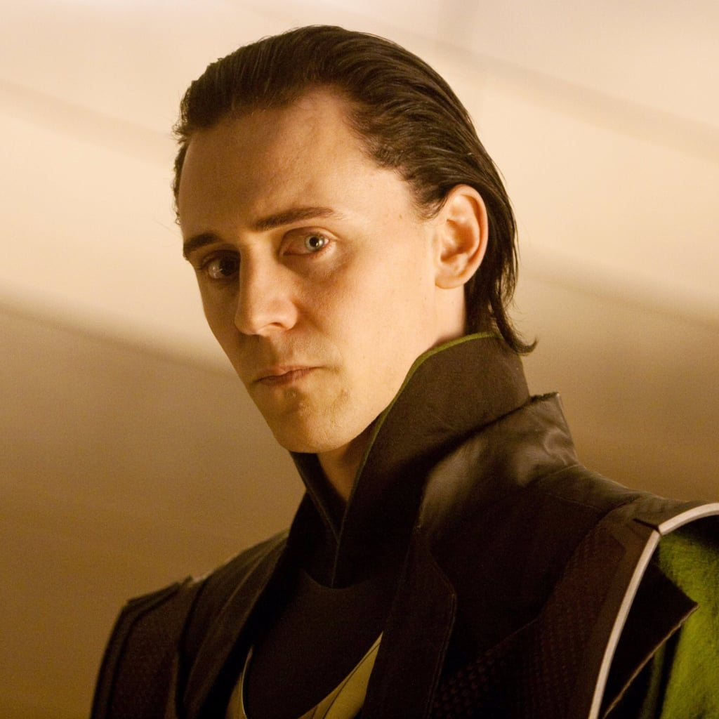 Tom Hiddleston as Loki GIFs | POPSUGAR Entertainment