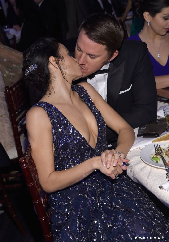 26 of the Cutest Candids From Inside the Golden Globes