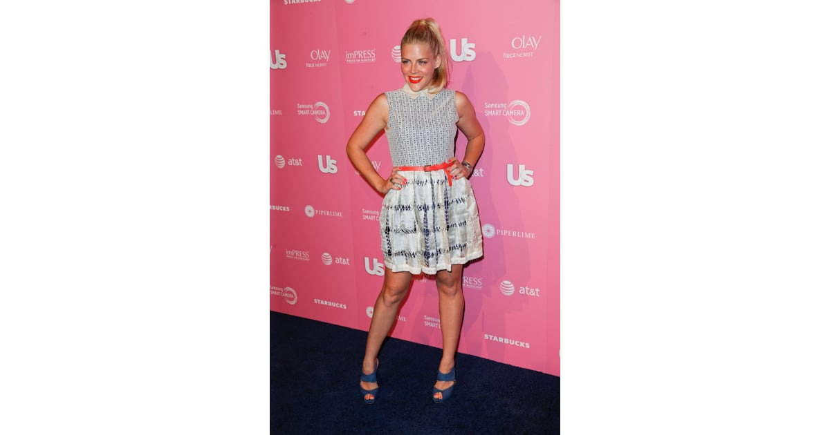 Busy Philipps Attended The Us Hot Hollywood Party  Us Hot Hollywood Party Pictures -2500
