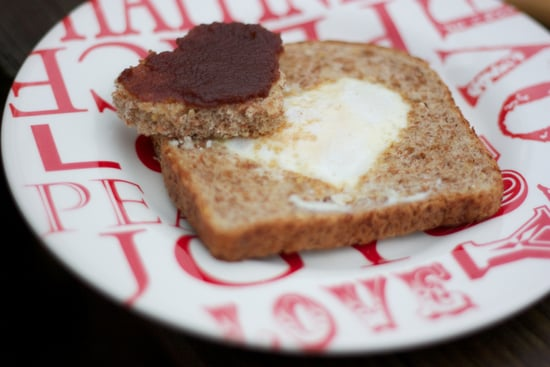 Egg in a Heart