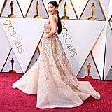 When Gina Rodriguez Showed Off Her Princess Dress