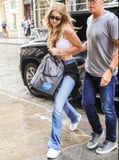 Gigi Hadid Is Wearing the Jeans Mary-Kate and Ashley Made Cool in 2002