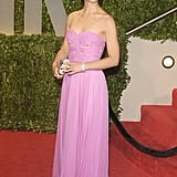 Natalie Portman in a Pink Rodarte Gown at the 2009 Oscars