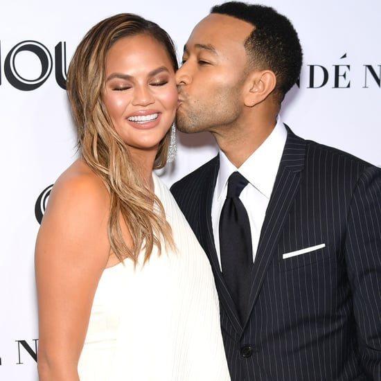 John Legend and Chrissy Teigen Glamour Women of the Year