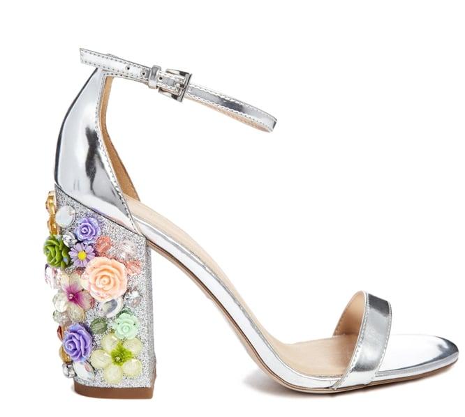 ASOS Metallic Sandals