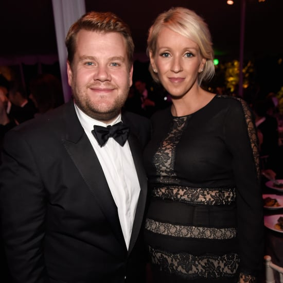 How Did James Corden and Julia Carey Meet?