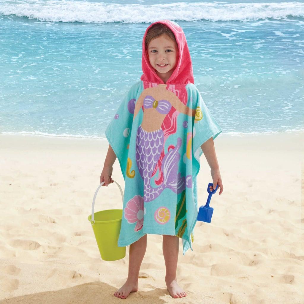 Bed Bath & Beyond Mermaid Kids Hooded Towel