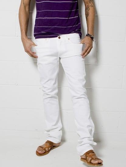 Is It Hot When Guys Wear White Jeans?
