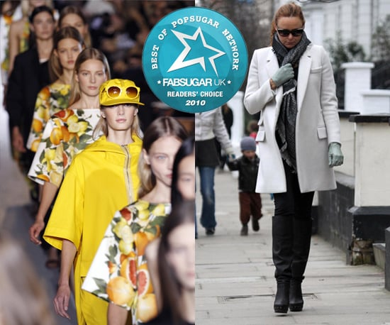 You Voted Stella McCartney The Best British Designer of 2010