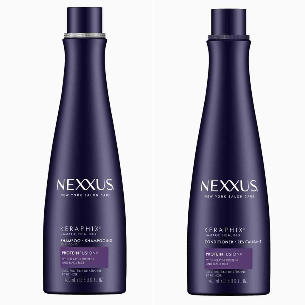 Nexxus Keraphix Damage Healing Shampoo and Conditioner