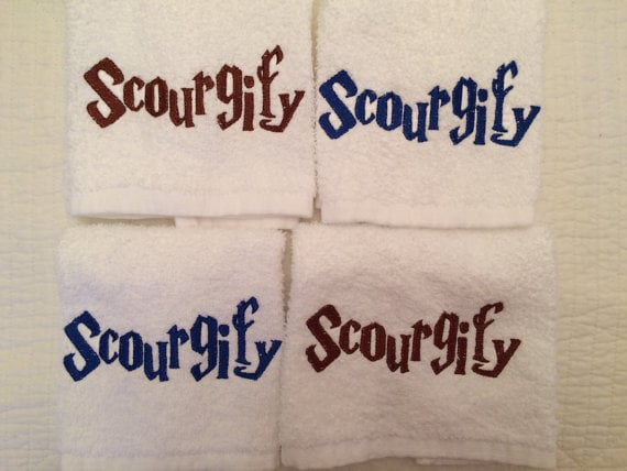 Scourgify Washcloth ($7)