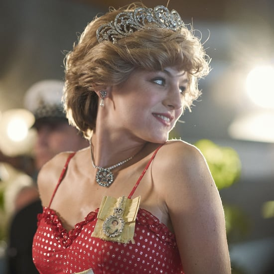Princess Diana's Outfits on The Crown Season 4 Pictures