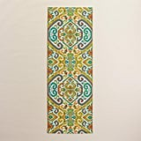 Cost Plus World Market Geometric-Print Yoga Mat
