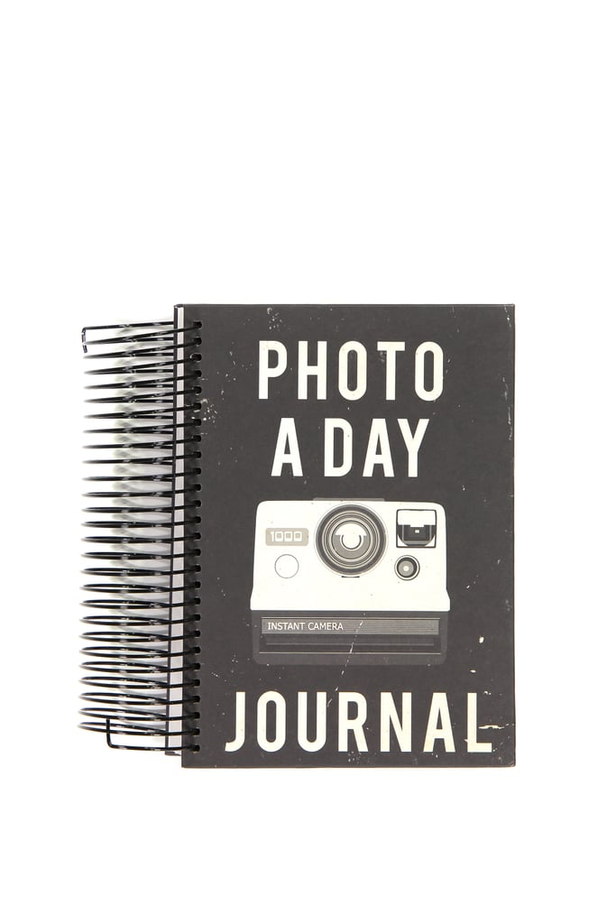 Typo Photo Journal, $19.99