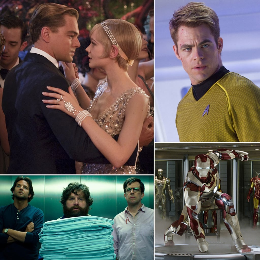 Watch the Trailers For May Movies