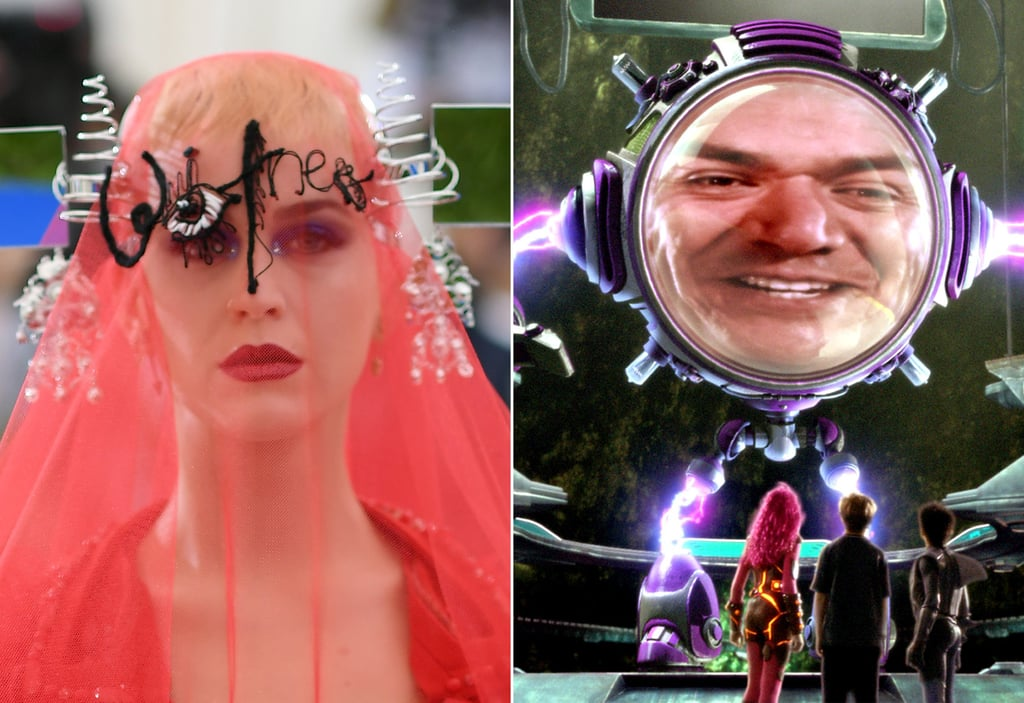 George Lopez in The Adventures of Sharkboy and Lavagirl ...