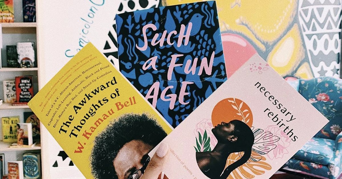 SUPPORT BLACK-OWNED BOOKSHOPS ACROSS THE COUNTRY  - cover