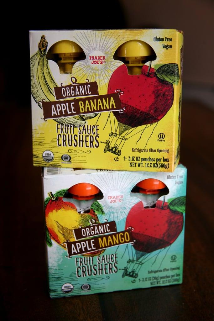 Fruit Sauce Crushers
