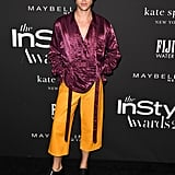 Tommy Dorfman at the InStyle Awards 2019