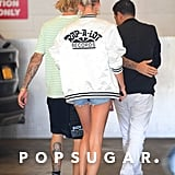 Justin Bieber and Hailey Baldwin in NYC After Engagement
