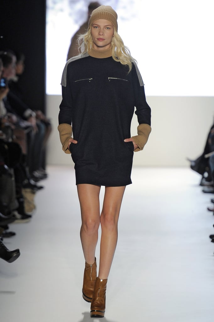 2012 Fall New York Fashion Week: Lacoste