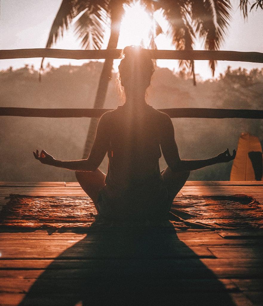 Practice yoga.