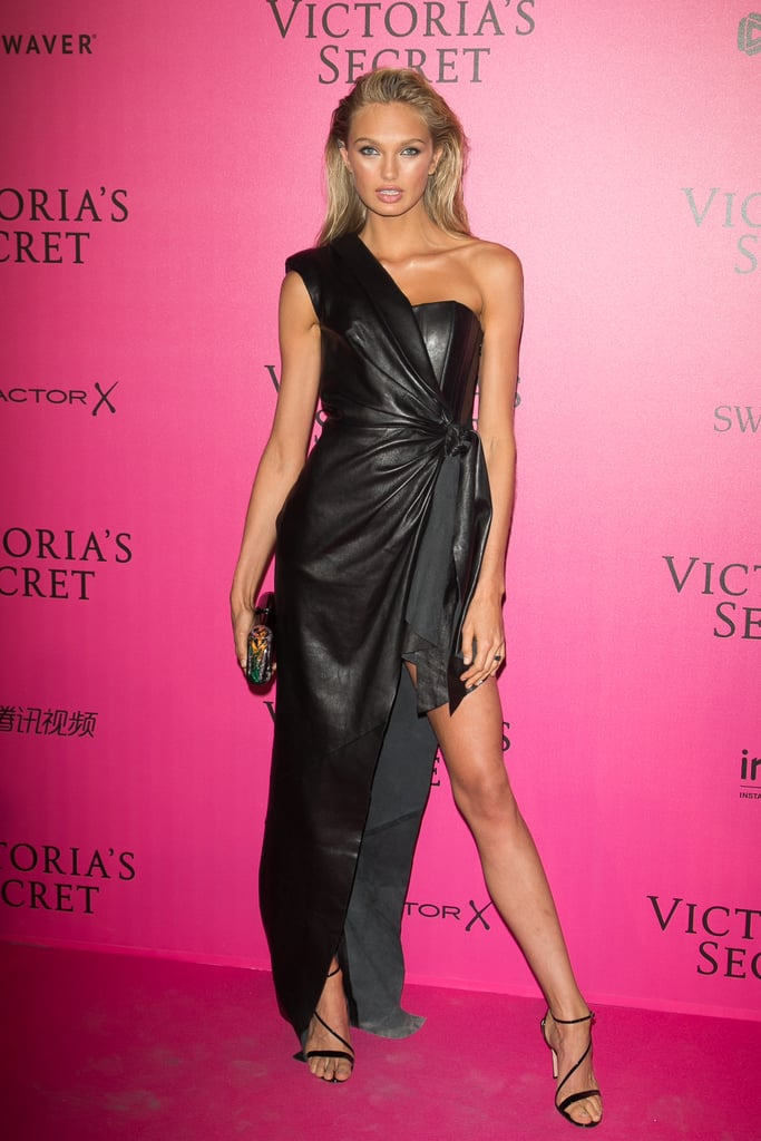 The Victoria's Secret Models Saved Their Sexiest Looks For the Show's After Party