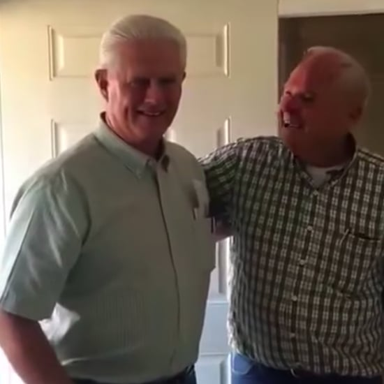Daughter Surprises Dad With Visit From Old Military Friend