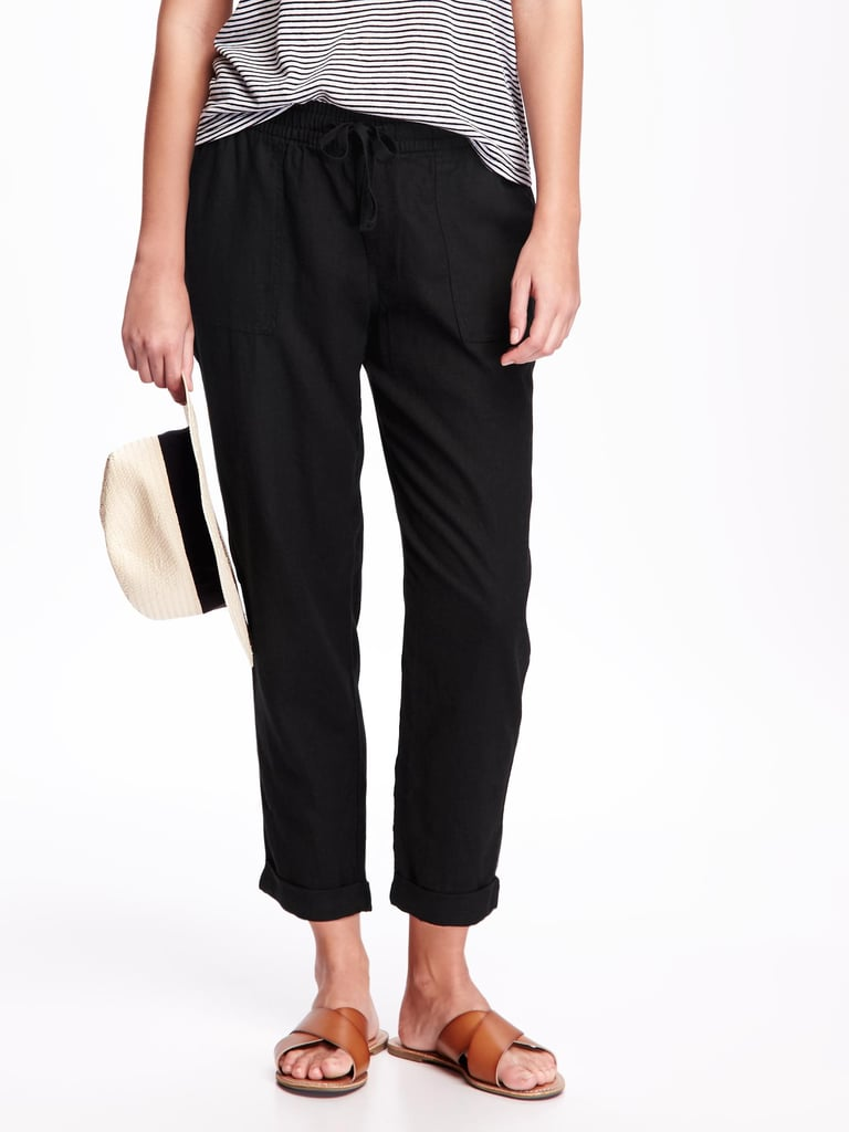 Light Pants That Are Perfect For Lazy Days