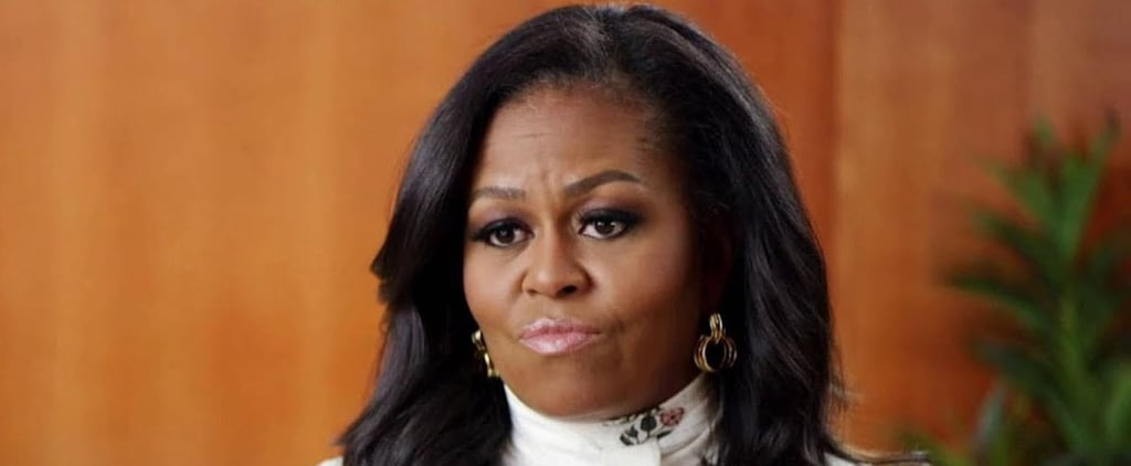 Michelle Obama Reacts to Meghan Markle's Oprah Interview