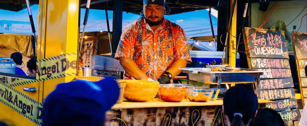 مارينا مول أبوظبي يطلق أول مهرجان طعام في تاريخه 2019