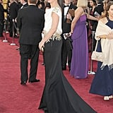 Sandra at the Oscars