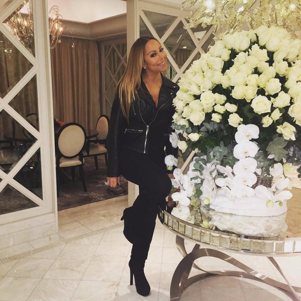 Mariah Carey's Interior Design