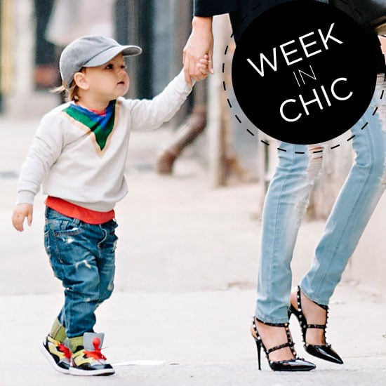 A Week in Chic with Flynn Bloom (and Miranda Kerr)