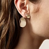 Sansoeurs Triple Big Petal Earring
